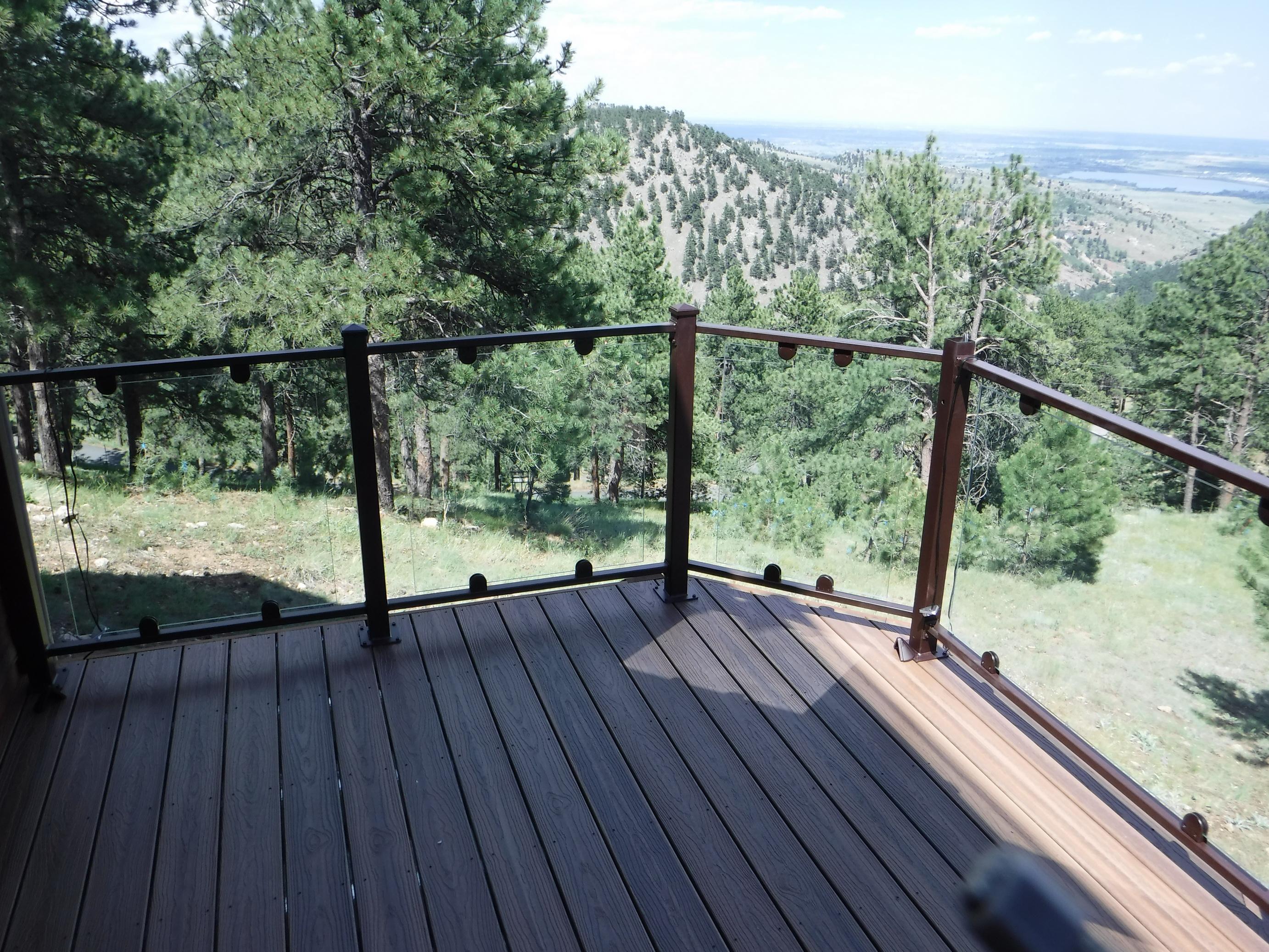deckrailings71.jpg - Glass Railing