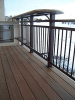 deckrailings01 - Denver Railing with bar top (granite not included)